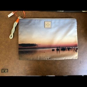India Hicks The Dock Insta Pouch